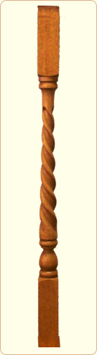 Colonial Special Rope Baluster